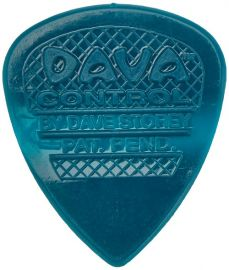 Dava Nylon Control Guitar Picks - 5 Pack