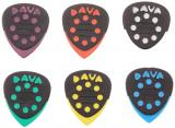 Dava Grip Tip  Plectrum - Pack of 6