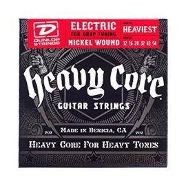 Dunlop Heaviest Core Electric Guitar Strings (12-54)