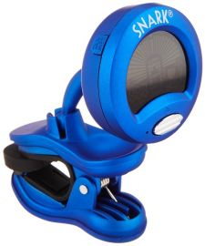 Snark Clip On Chromatic Guitar Tuner (SN1X) - Metallic Blue