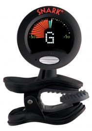 Snark Ukulele Clip On Tuner Black (SN6X)