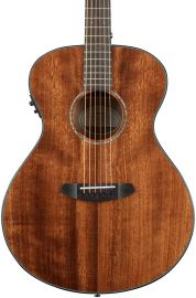 Breedlove Pursuit Concert Mahogany Electro Acoustic Guitar