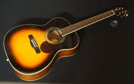 Adam Black 05 Orchestra Model - Vintage Sunburst with Solid Top