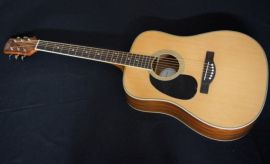 Adam Black S2 Left Hand Dreadnought - Natural