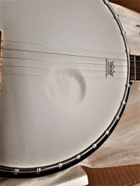 Delta Blue 30 Lug Deluxe Banjo DBJ35- slight damage