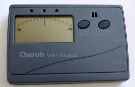 Cherub WST-520 Guitar and Bass Electronic Tuner