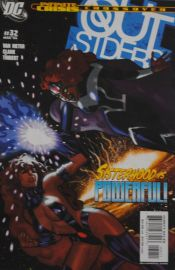 Infinite Crisis - Outsiders (#32)
