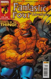 Fantastic Four (collectors edition #3)