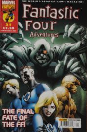 Fantastic Four (collectors edition #31)