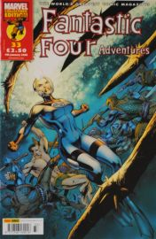 Fantastic Four (collectors edition #33)