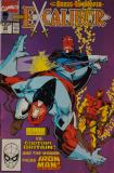 Excalibur - The Cross-Time Caper (Vol 1 #22)