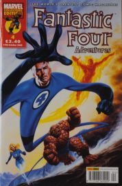 Fantastic Four Adventures (Collectors Edition #4)