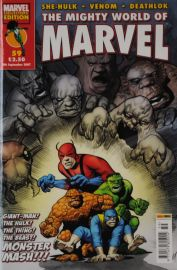 The Mighty World of Marvel - Series 3 (#59)