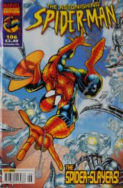 Marvel Collectors Edition (#106) - The Astonishing Spiderman