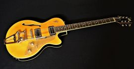 Duesenberg Starplayer TV - Orange inc case