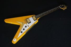 Epiphone Korina Flying V (Korean) inc. Gibson case