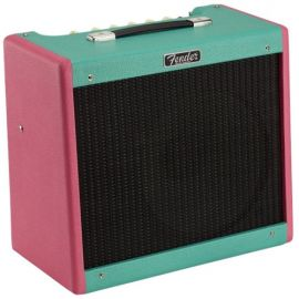 "Fender Limited Edition"" LA Vice"" Blues Junior IV Hot Pink/Green"