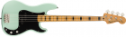 Fender Squier Classic Vibe 70s Precision Bass Maple Fingerboard, Surf Green