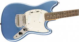 Fender Squire Classic Vibe 60's Mustang LRL -  Lake Placid Blue