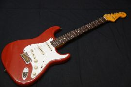 Fender Custom Shop 65 Relic Strat - Dakota Red