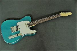 Fender USA Deluxe Telecaster with Powerbridge