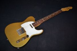 Fender Gold Sparkle Custom Shop Tele
