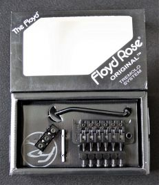 Floyd Rose Original Tremelo - Black (R2 Nut)