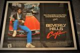 Beverly Hill Cop Framed Movie Poster
