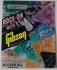 Gibson 1986 Guitar Catalogue