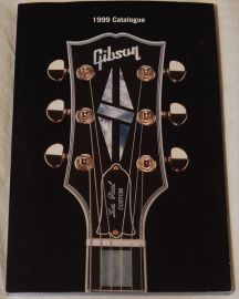 Gibson Full Line 1999 colour Catalogue
