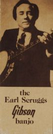 Gibson Flyer - The Earl Scruggs Gibson Banjo