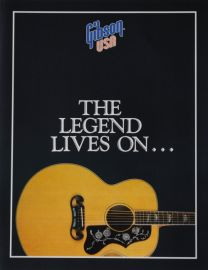 Gibson Flyer - The Legend Lives On……..
