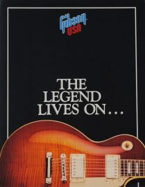 Gibson Flyer - The Legend Lives On…….. (1989)
