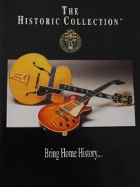 Gibson - The Historic Collection Catalogue (1994)