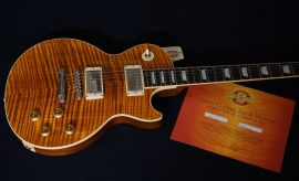 Gibson 2002 Custom Shop Class 5 Les Paul (Tiger Top)