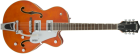 Gretsch Electromatic Hollow Body with Bigsby - Orange Stain (G5420T)