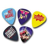 The Big Bang Theory Plectrum/Pick Set