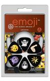 Perris Leathers Emoji Guitar Picks - Various2 (Pack of 6)