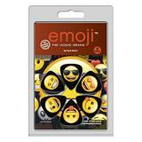Perris Leathers Emoji Guitar Picks - Cool Guy (Pack of 6)