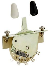 Ernie Ball 5-Way SC Guitar Selector Switch (6370)