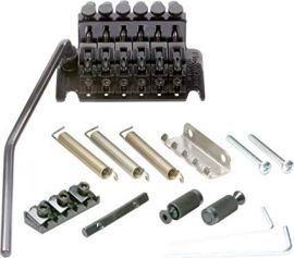 Floyd Rose Special Series Tremolo Bridge (R3 Nut) - Black