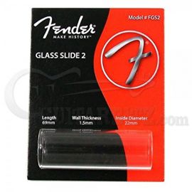 Fender Glass Slide 2 - Large - Regular Wall