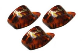 Fender Thumb Picks - Shell - Large (Pack of 3)
