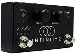 Pigtronix Inifinity 2 Double Stereo Looper