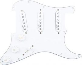 Seymour Duncan Jimi Hendrix Signature Loaded Pickguard Voodoo · Electric Guitar Pickup