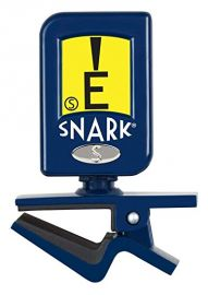 Snark Napoleon Guitar and Bass Tuner With Pick Holder