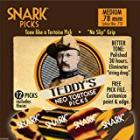 Snark Teddys Neo Tortoise Picks - Medium 0.78mm (Pack of 12)