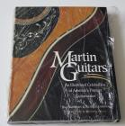 Martin Guitars (hardback book) by Jim Washburn and Richard Johnston