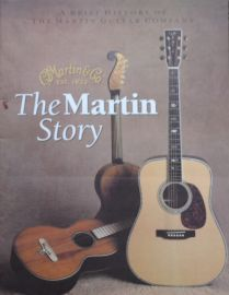 The Martin Story - Booklet