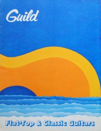 Guild Flat-Top & Classic Guitar Catalogue - c. 1970's